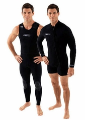 NeoSport 5mm 2-Piece Wetsuit Combo Two Piece Mens
