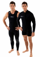 NeoSport 5mm two piece Wetsuit: Scuba Gear and Diving Equipment