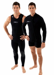 NeoSport 7mm two-piece Wetsuit Combo Wetsuit