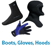 NeoSport  Accessories: Boots, Gloves, Hoods