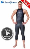 NeoSport By Henderson Mens Triathlon 5/3mm Sprint John Wetsuit