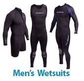 NeoSport Men's Wetsuits