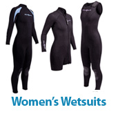 NeoSport Women's Wetsuits