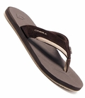 O'Neill Clean Mean Leather - O'Neill Men's Sandals Brown