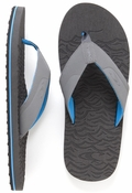 O'Neill Cruise 3 Sandals Men's Flip Flop - Grey