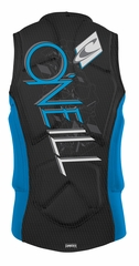 O'Neill Gooru Comp Wakeboard and Waterski Vest - Black/BrightBlue