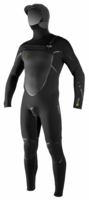 O'Neill Heat Hooded Wetsuit 6/5/4mm Mens Wetsuit