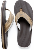 O'Neill Koosh'N 2 Men's Sandal Flip Flop - Brown