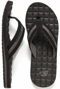 O'Neill Koosh Squared 2  Sandals Men's Flip Flop - Black