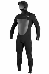 O'Neill Men's Superfreak 5/4mm Hooded Wetsuit