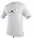 O'Neill Mens Loose Fit Rashguard Tee Men's Short Sleeve 50+ UV Protection