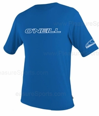 O'Neill Mens Rashguard Loose Fit Rash Tee 50+ UV Protection