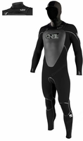 O�Neill Mutant Wetsuit Junior 4/3mm Removable Hood Unisex