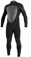 O'Neill PSYCHO 3 III ZEN Zip 4/3mm SSW Men's Wetsuit - NEW!