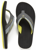O'Neill Psycho Freak  Sandals Men's Flip Flop - Grey