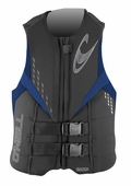 O'Neill Reactor 3 USCG Vest - Graphite/Navy/Pacific