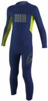 O'Neill�Reactor Toddler Full Wetsuit 2mm Kids Wetsuit�- Navy
