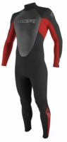 O'Neill Reactor Wetsuit Junior 3/2mm Unisex Kids - Black/Red