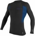 O'Neill Skins Graphic Long Sleeve Crew Men's Rashguard 50+ UPF Rating