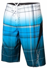 O'Neill Superfreak Triumph Boardshort -  Blue - 4 Way Stretch!