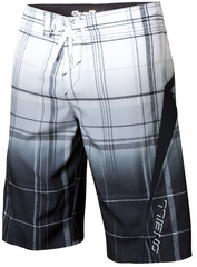 O'Neill Superfreak Triumph Boardshort - Grey - 4 Way Stretch!