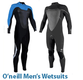 O'neill Wetsuits for Men