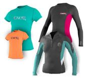O'neill Women's Rashguards