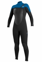 O'Neill Women's Superfreak 4/3mm Hooded Wetsuit Award Winning