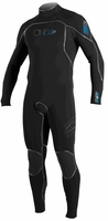 ONeill Men's Psycho 1 Zen Zip FSW 3/2mm Wetsuit 2013 - NEW REDESIGNED