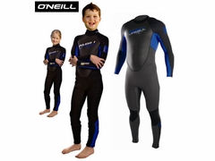 O'neill Reactor Wetsuit Junior 3/2mm Unisex Kids