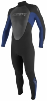 O'Neill Reactor Wetsuit Junior 3/2mm Unisex Kids - Black/Blue