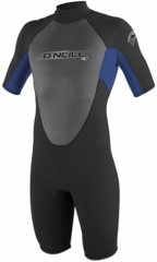 Oneill�Reactor Youth Springsuit Wetsuit 2mm�-Blk/Blue