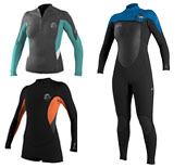 O'neill Women's Wetsuits