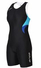 Orca Core Women's Racesuit Female River Blue - Video Description