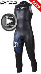 Orca Men's S3 Sleeveless Wetsuit - VIDEO!