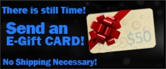 Pleasure Sports E-Gift Cards!