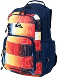 Quiksilver 1969 Special Back Pack - Blue/Multi Color!