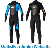 Quiksilver Boys Wetsuits