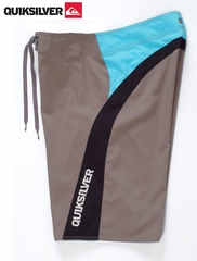"Quiksilver Cypher Diamond Plated 22"" Boardshorts Smoke"