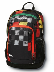 Quiksilver Guide Back Pack - Rasta