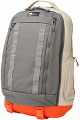 Quiksilver Holster Back Pack - Laptop Backpack - Gunmetal