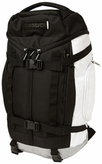 Quiksilver Impact Backpack - Black/Grey/White