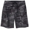 "Quiksilver Boardshorts Manic Camouflage 22"" Men's - Grey Camo"