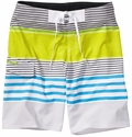 "Quiksilver Men's Boardshorts Mays Hayes 21"" - White"