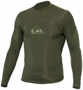 Quiksilver Men's 2mm Ignite Monochrome L/S Jacket - Green