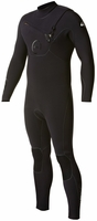 Quiksilver Men's 4/3mm Cypher Chest Zip Wetsuit - Newest Model!