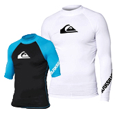 Quiksilver Men's Rashguards
