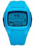 Quiksilver Moondak Tide Watch - Cyan Blue