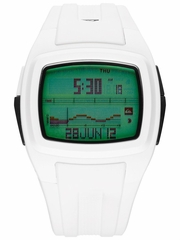 Quiksilver Moondak Tide Watch - White