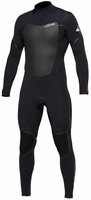 Quiksilver Pyre 4/3mm Men's Back Zip LFS Wetsuit